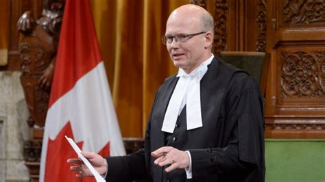 Who Votes For Speaker Of The House by Liberal Near Miss On Air Canada Vote For Comfort
