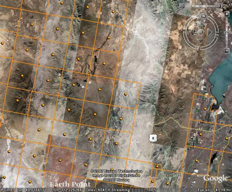 section township range google earth plotting public land survey system locations in google earth