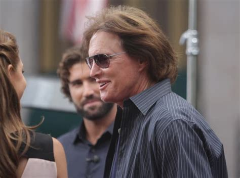 bruce jenner long hair bruce jenner to go dancing with the stars the hollywood