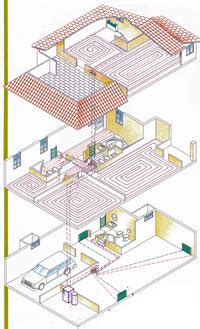 pavimento riscaldato energeo impianti pavimento riscaldato