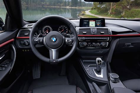 bmw  series gran coupe cabin motortrend