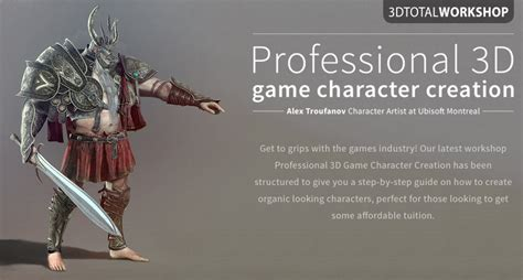 3d character creator image