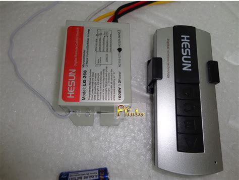 remote control on off light switch hesun 110v 2 ways wireless rf light remote control on off