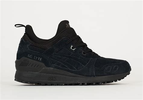 Asics Gel Lyte Iii Mt Hiking Boots asics gel lyte iii mt black hl6f4 9090