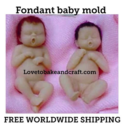doll molds mold ooak doll mold 3d baby mold silicone