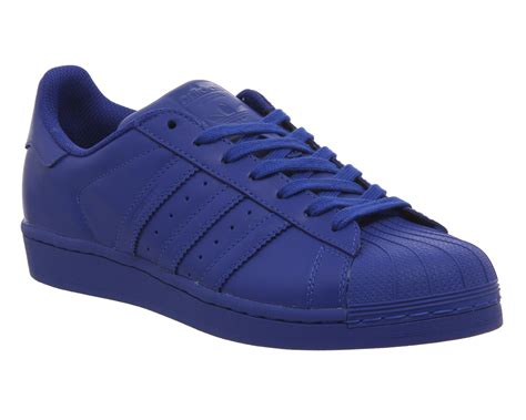 Adidas Supercolour For 37 40 adidas superstar 1 pharrell supercolour bold blue
