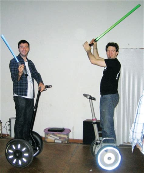 Segway Techie Divas Guide To Gadgets by Segway Knockoff For Craziest Gadgets
