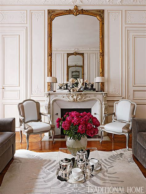 parisian style home decor colorful and romantic paris apartment traditional home