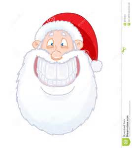 funny santa claus smiling stock images image 27772464