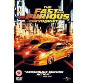 News The Fast And Furious Tokyo Drift UK  DVD R2 DVDActive