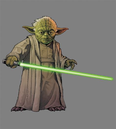 what color is yoda yoda colored by cellbit on deviantart