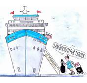 Cruise Ship Cartoon Pictures  Fitbudhacom