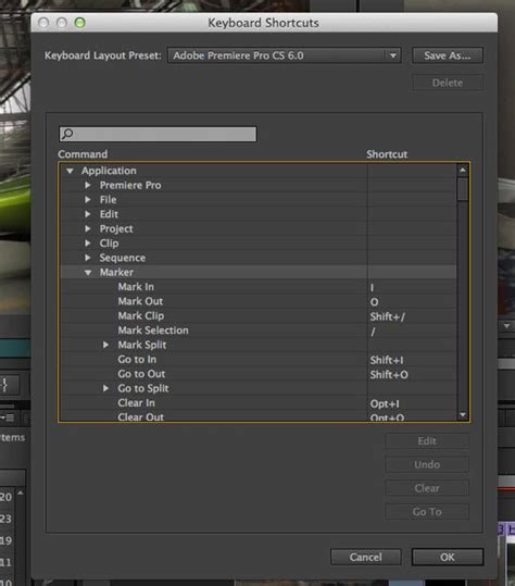 adobe premiere pro hotkeys adobe premiere pro cs6 slide 6 slideshow from pcmag com