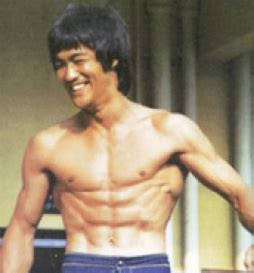 bruce lee abs workout   bruce lee  pack stomach