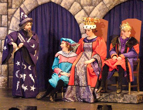 Many Moons Ago Once Upon A Mattress by Once Upon A Mattress The Theatre Company
