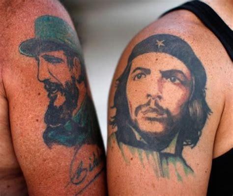 castro tattoo тату фидель кастро 4 тыс изображений найдено в яндекс