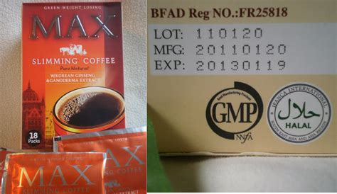 Coffe Gandoderma Ginseng halal certified food and products