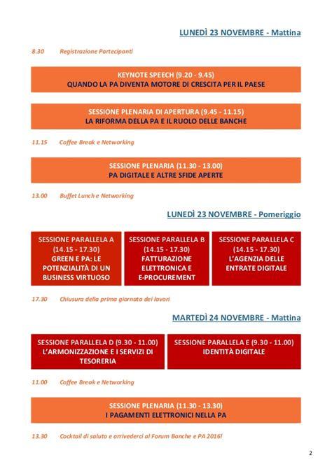 forum banche abi forum banche e pa 2015 programma provvisorio