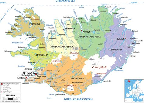 where is the map maps of iceland map library maps of the world