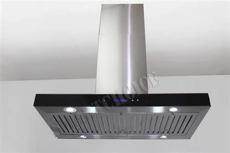 Kitchen Ventilation Filter by New 36 Quot Kitchen Island Mount Stainless Steel Range