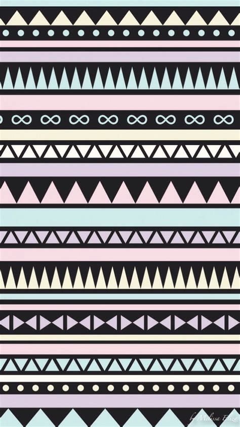 wallpaper for iphone tribal black and pastel tribal iphone wallpaper wallpaper