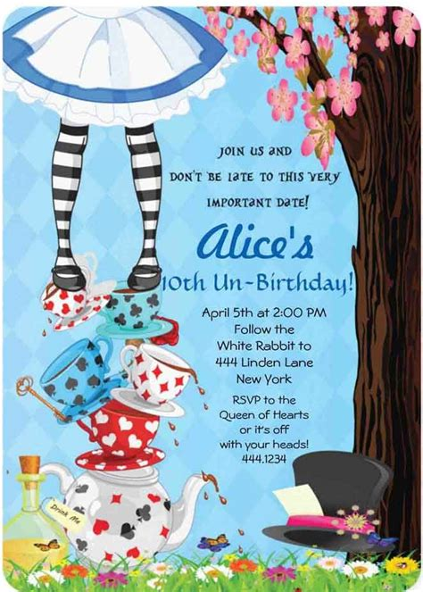 Unbirthday Card Template by 100 In Ideas By A Professional
