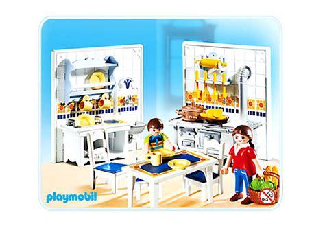 famille cuisine famille cuisine traditionnelle 5317 a playmobil 174