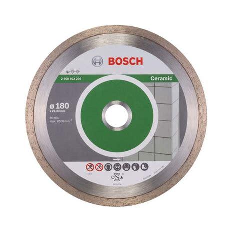 Bosch Standard Ceramic Continuous bosch standard continuous ceramic cutting discs