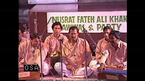 ali maula official ali ali maula ali ali haq ustad nusrat fateh ali khan