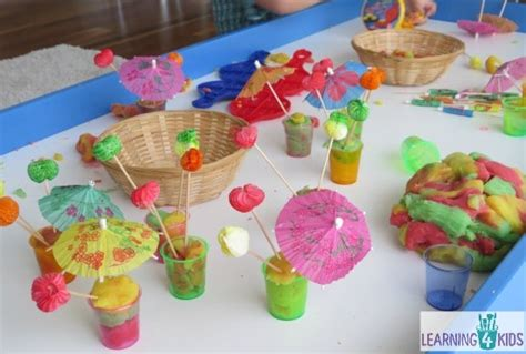 list  play dough activities learning  kids