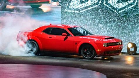 2020 Dodge Challenger Srt by 2020 Dodge Challenger Srt Hellcat Review News