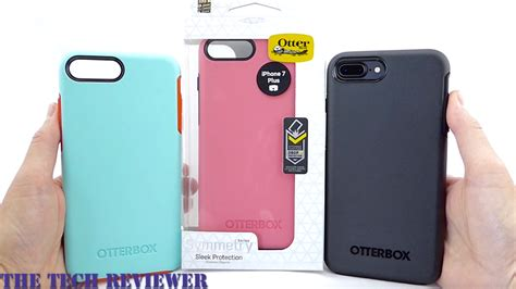 otterbox symmetry colors sleek tough protection for iphone 7 plus tech reviewer