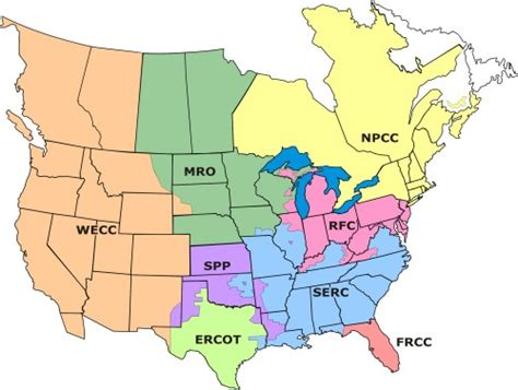 us national electric grid map map of united states of america electricity grid united