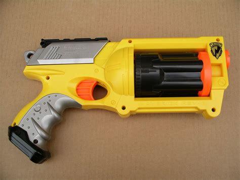 nerf gun pirate esque nerf gun conversion