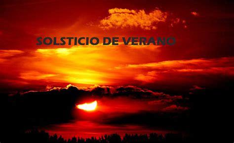 solsticio de verano 191 que es