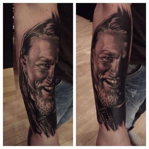 jax teller tattoos jax teller by jacob pedersen