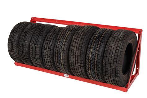 Tyres Rack by Wall Mount Tire Rack