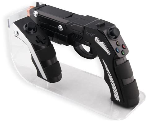 Ipega The Of Phantom Blaster Bluetooth Gun Gamepad For Smartphone ipega the of phantom shox blaster bluetooth gun gamepad for smartphone pg 9057 black