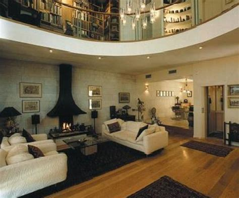 double height living room double height living room interior