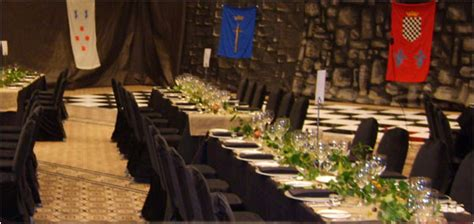 medieval banquet christmas party themed christmas parties