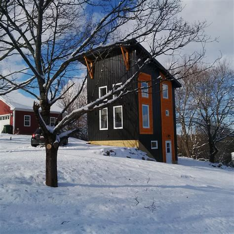 my tiny house my tall but tiny house of 870 sq ft