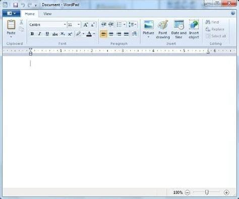 Windows 7 Wordpad Resume Templates by Windows Wordpad Resume Template Layout For Wordpad 54