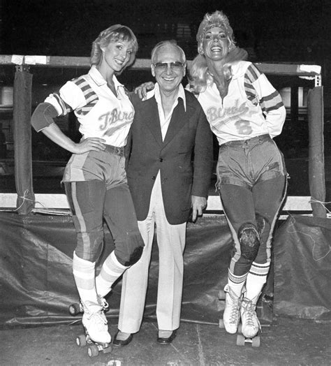 los angeles thunderbirds roller derby bill griffiths dies at 91 promoter brought glitz to