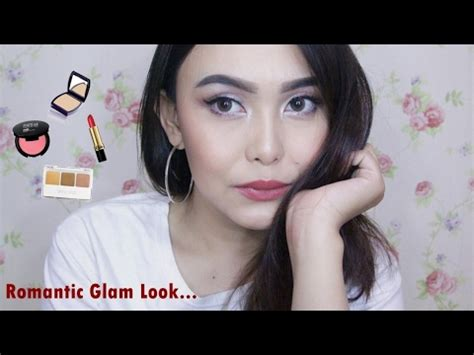 Mascara Maybelline Ungu look makeup tutorial silvinw