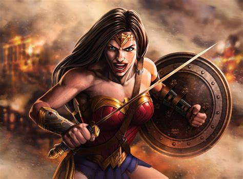 wonder woman the art 1785654624 artstation wonder woman remastered sadece kaan