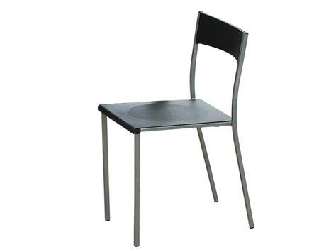 sillas de cocina de dise o silla de dise 241 o para la cocina asiento y respaldo en pl 225 stico