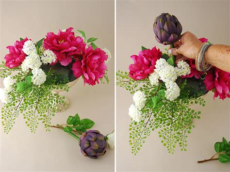 how to floral arrangements diy flower arranging basic flower arrangements