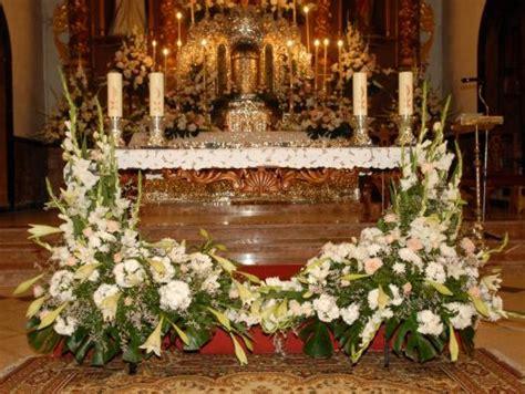 arreglos florales para confirmacion en iglesias arreglos florales para altares de iglesias para misas