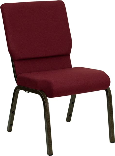 Worship Chairs by Hercules 18 5 Quot Burgundy Church Worship Chair Church