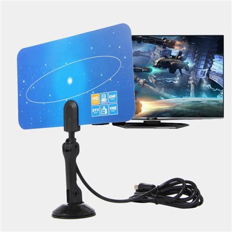lot long  mile digital indooroutdoor tv antenna hdtv